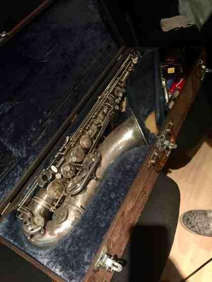 Sax Tenor Selmer Mark VII