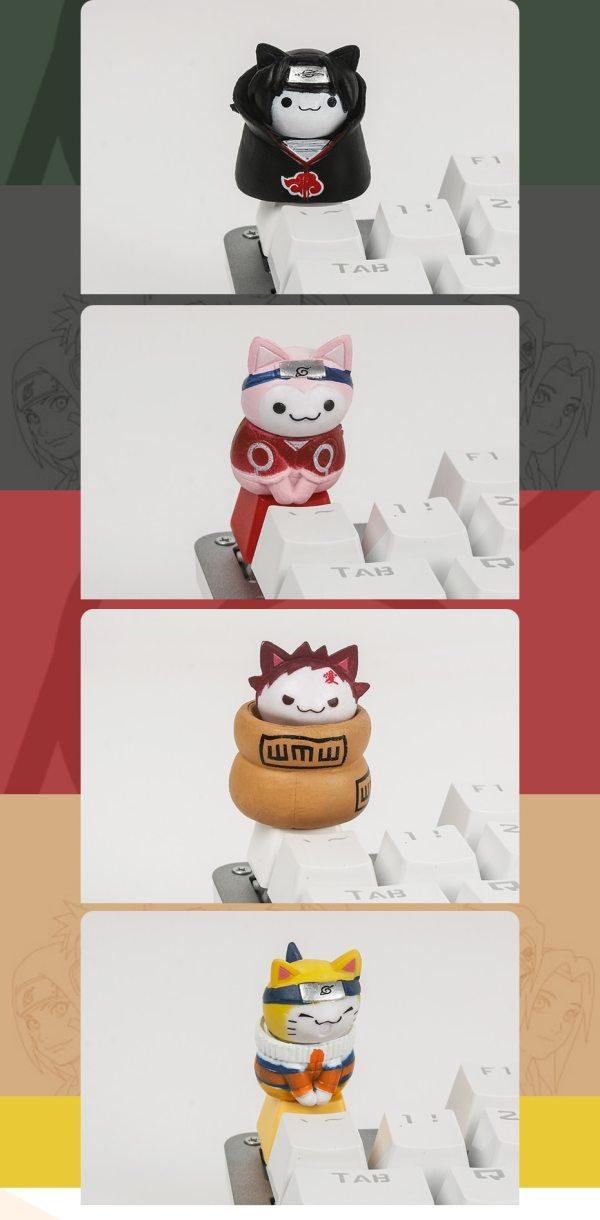 Narumeow-3Dprinted-accesories-keycap-02