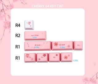 Sakura-Japanese-keycap-set-function-kit-02