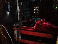 Sound Blaster Z dans HAF X Crossifre de 5870 Corsair H100