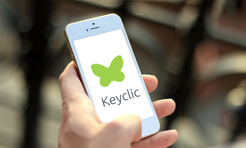 Mockup application keyclic