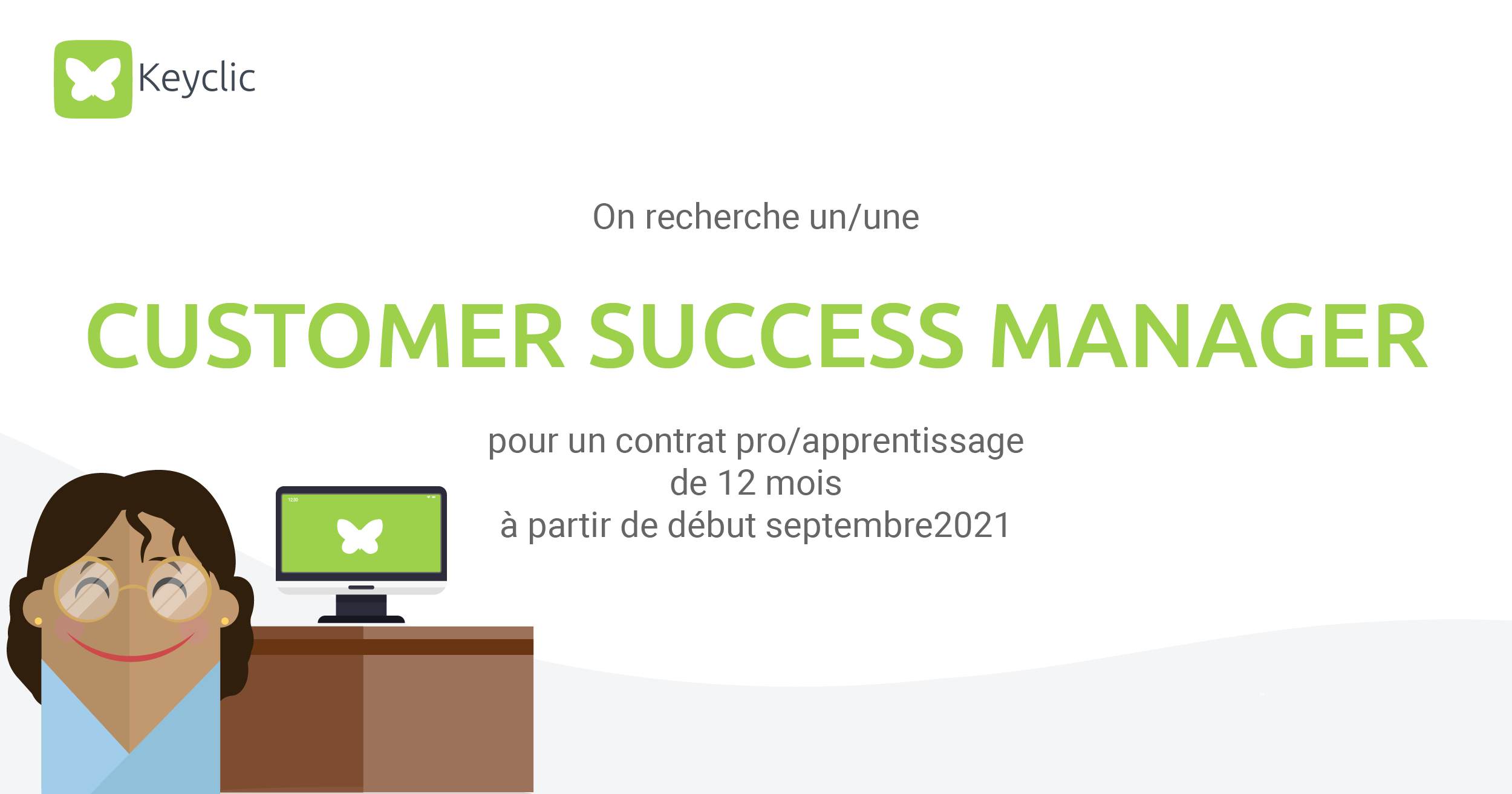 customer success manager stage bordeaux