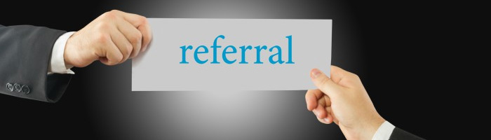 Referral Program - Check it out!