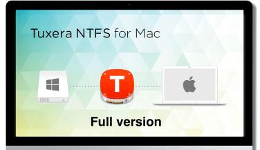 Tuxera NTFS Crack