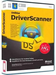 Uniblue DriverScanner 2017 Crack