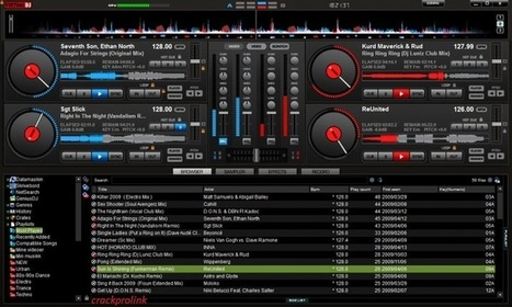 Virtual DJ Pro 8 Crack