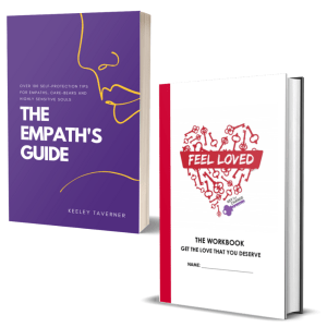 Empath's Guide + Feel Loved Workbook eBook Bundle