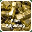 pilot adjusting