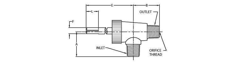 top burner valve