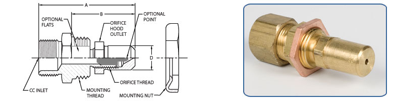 Compression Inlet