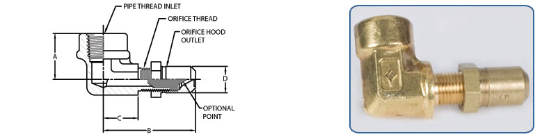 Pipe Threaded Inlet