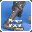 flange mount gas orifice holder
