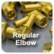regular elbow gas orifice holders