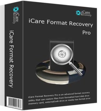 iCare Format Recovery Pro 6.1.4 License Key