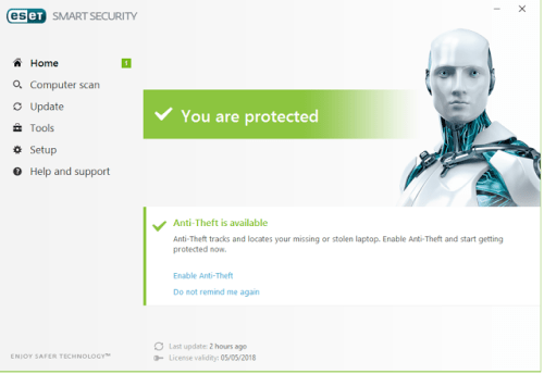 Eset Smart Security 10 Premium License Key