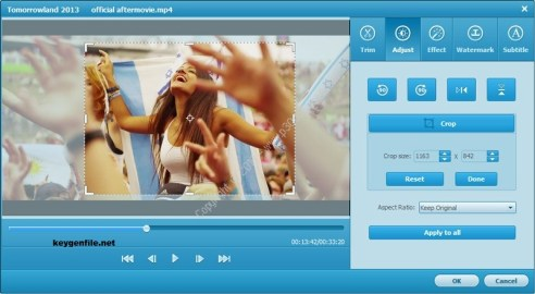 Aimersoft Video Converter Ultimate 10.2.6 Full Crack + Keygen