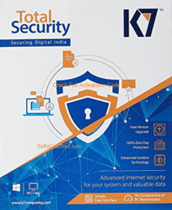 K7 Total Security Activation Key 2019