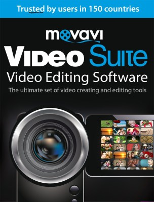 Movavi Video Suite 19 Crack