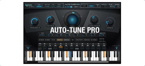 Antares AutoTune Pro 9.1.1 Crack + Serial Keygen [Latest] 2020
