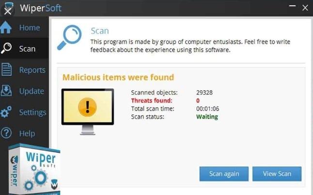 Wipersoft 2020 Crack incl Keygen Full [Windows + MAC]