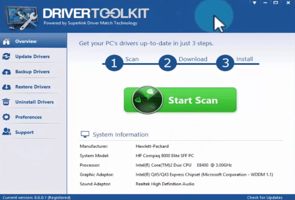 Driver Toolkit + keygen latest version 2020