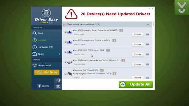 Driver Easy Crack Download Full + License Keys 2021