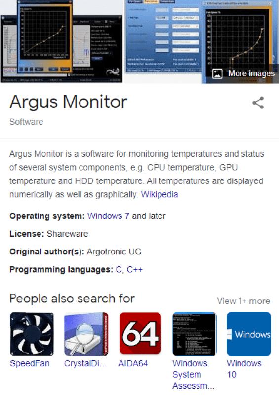 Argus Monitor 5.2.04.2250 Crack + License Key [2021]