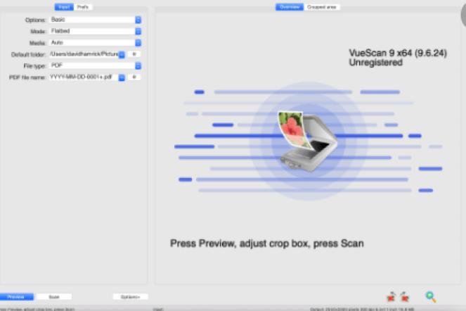 VueScan Pro 9.7.65 Crack Torrent + Serial Number Full