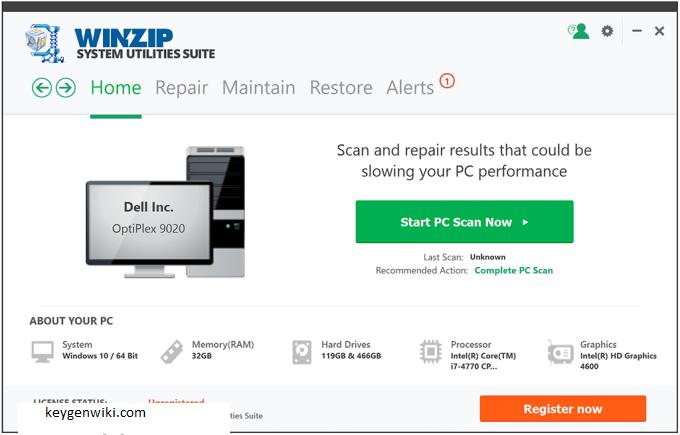 winzip-system-utilities-suite-screenshot