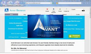 Avant Browser 2018 Build 6 Crack With Product Key