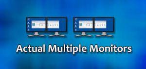actual multiple monitors 8.11.3 serial