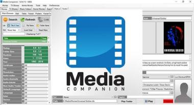 Media Companion 3.726 Crack With Registration Key Free Download