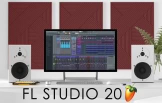 FL Studio 20.0.5.681 Crack With Keygen Key Free Download