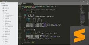 Sublime Text 3.1.1 Crack Build 3187