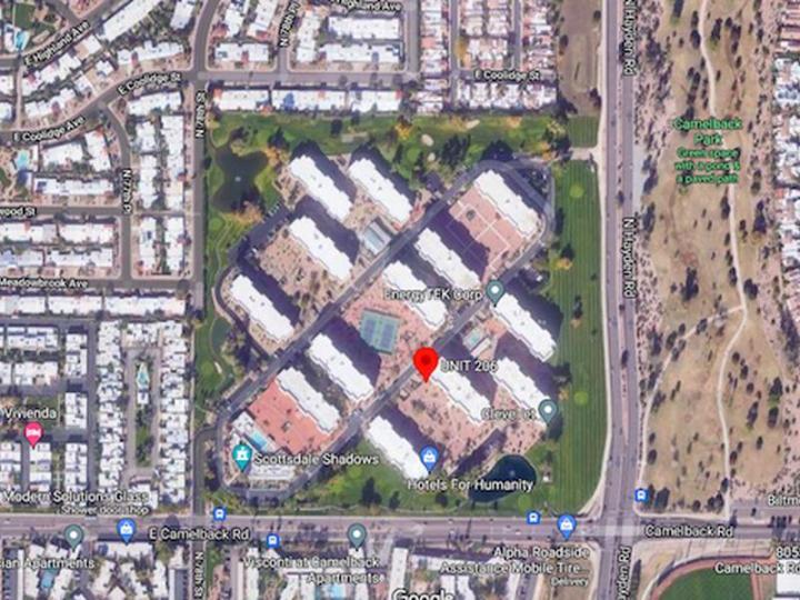 7910 E Camelback Rd Unit 206, Scottsdale AZ 85251 wholesale property listing for sale