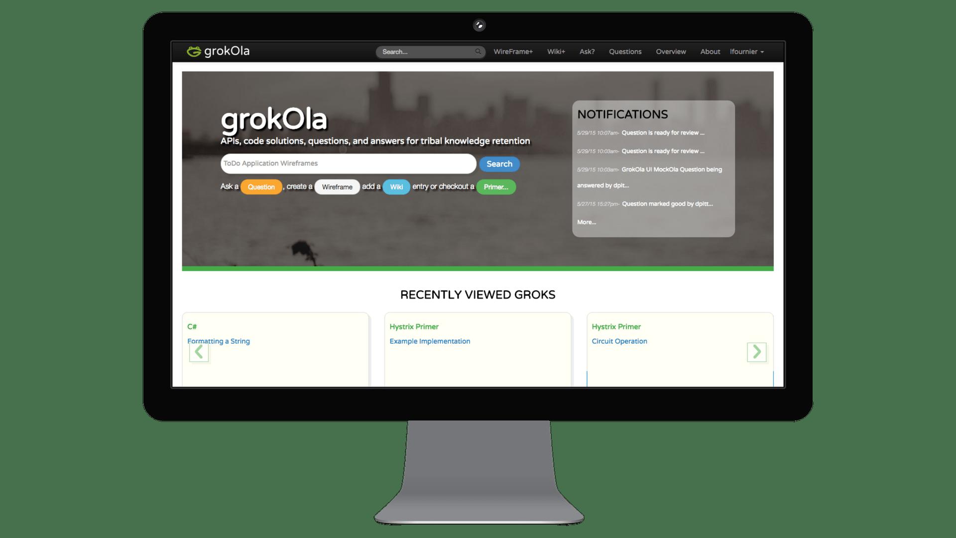 GrokOla