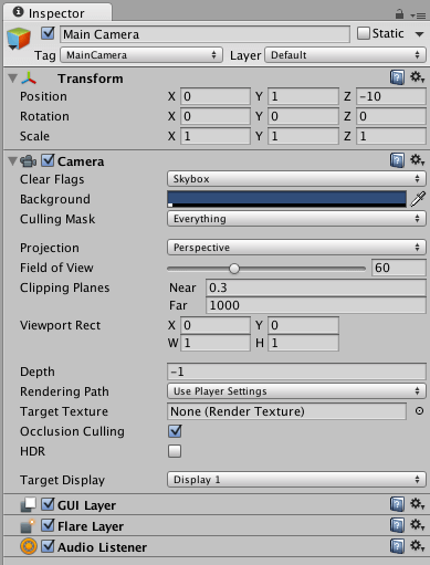 Controlling Unity3D Using C#, Part 2 | Keyhole Software