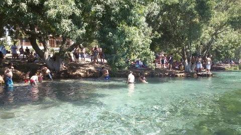 Muğla Akyaka Azmak Nehri