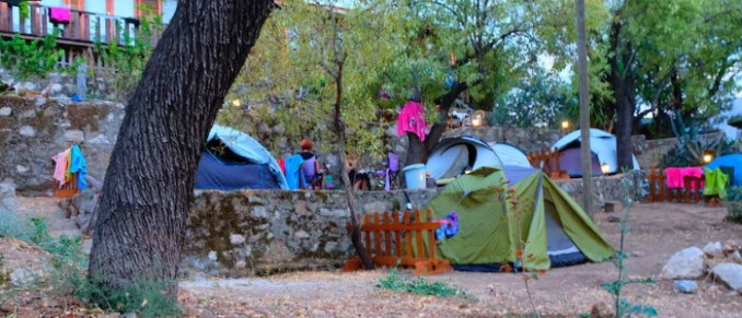 Palmira Bungalow & Camping, Selimiye Marmaris