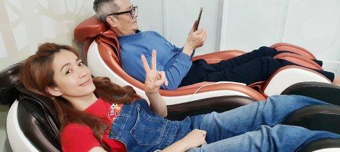 【家庭好物】最輕巧的按摩椅~ tokuyo mini 玩美按摩椅Plus(TC-292)