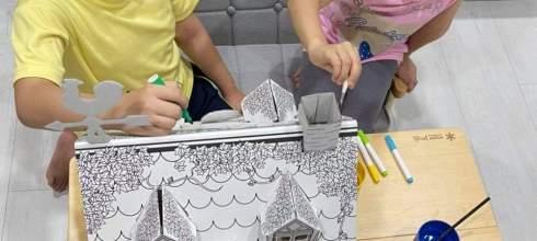 【育兒好物】一眼就愛上的超質感澳洲BunnyTickles兒童沙發&童書團