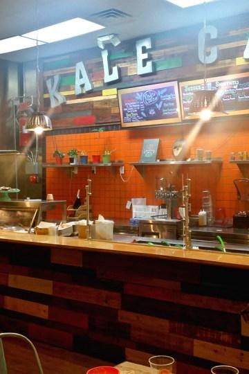 Kale cafe in port orange, florida