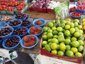 Fruit at Daytona Beach Farmers Market
