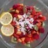 bright fruit salad