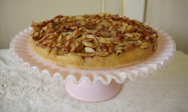 classic german apple cake