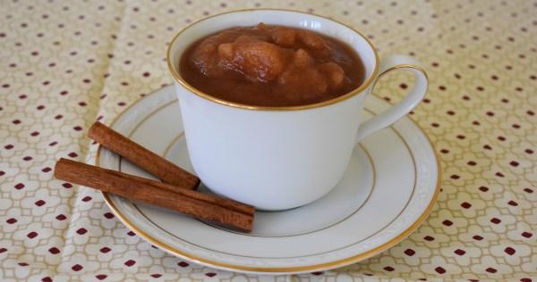 homemade slow cooker applesauce