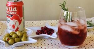 ginger pomegranate punch