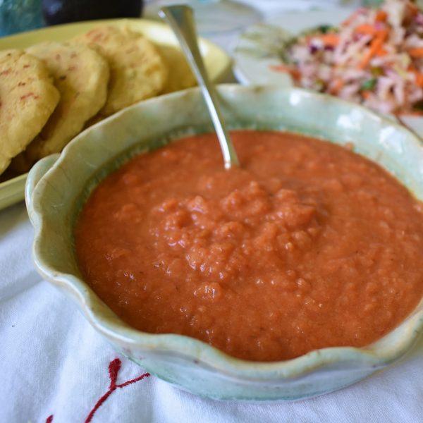 latin tomato sauce