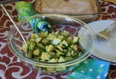 cucumber cumin salad