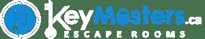 KeyMasters Escape Rooms in Hamilton Ontario Logo